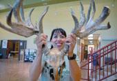 Big buck found at lake waco in texas for Lake waco fishing report