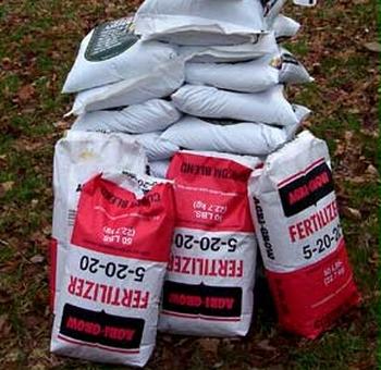 Fertilizing Your Food Plot