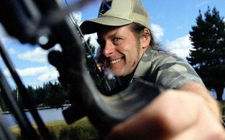 Ted Nugent on Deer Behavior