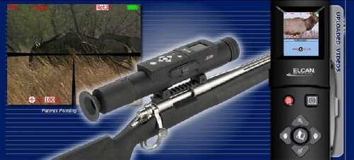 ELCAN Digital Hunter Rifle Scope