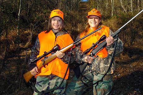 License Sales Decline, Woman Hunters Increase