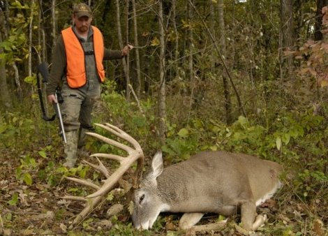 "thoughts on "" Muzzleloader Monster Whitetail 2007 """