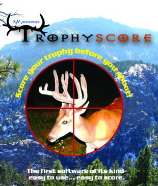 TrophyScore - Score Your Trophy Before You Shoot!