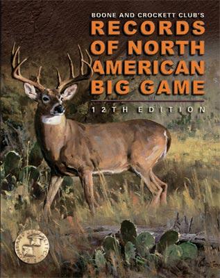 Scoring White-tailed Deer Using Boone & Crockett Method