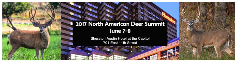 North American Deer Summit Hosted by NDA