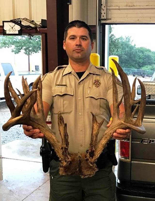 Big Buck in Oklahoma